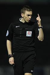 Referee - Photo mandatory by-line: Dougie Allward/JMP - Mobile: 07966 386802 - 20/03/2015 - SPORT - Football - England - Memorial Stadium - Bristol Rovers v Aldershot - Vanarama Football Conference