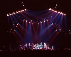 Jerry Garcia Band performing at the Providence Civic Center 11 November 1993