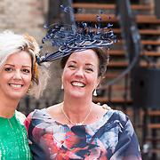 NLD/Den Haag/20190917 - Prinsjesdag 2019, Tamara van Ark en .......