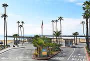 Corona del Mar State Beach Entrance