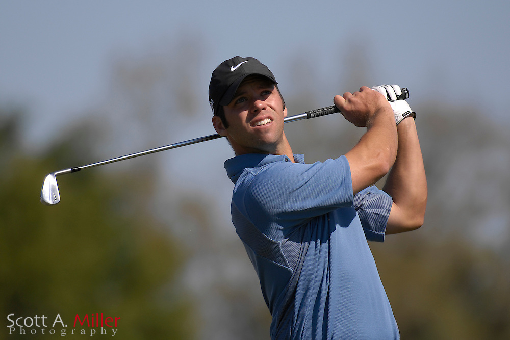 Paul Casey during the final round of the Arnold Palmer Invitational at Bay Hill Club and Lodge  on March 18, 2007 in Orlando, Florida...© 2007 Scott A. Miller
