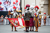 Swiss Guards Oath Ceremony