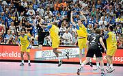 DESCRIZIONE : Handball coupe des coupes finale Tremblay Gummersbach<br /> GIOCATORE : Vukovic Drago<br /> SQUADRA : Gummersbach<br /> EVENTO : Coupe d'europe 2010-2011<br /> GARA : Tremblay Gummersbach<br /> DATA : 20/05/2011<br /> CATEGORIA : Handball Coupe d'europe<br /> SPORT : Handball<br /> AUTORE : JF Molliere par Agenzia Ciamillo-Castoria <br /> Galleria : France Hand 2010-2011 Action<br /> Fotonotizia : coupe des coupe finale Tremblay Gummersbach<br />   Match retour a Gummersbach