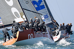 Third day of the Delta Lloyd North Sea Regatta, Scheveningen, the Netherlands, May 19th 2013.