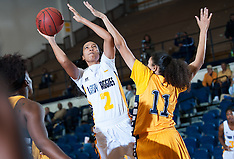 2014-15 A&T Women's Basketball vs Johnson C. Smith