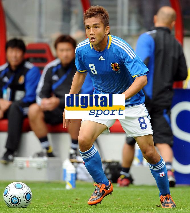 Fotball<br /> Japan<br /> Foto: Witters/Digitalsport<br /> NORWAY ONLY<br /> <br /> 09.09.2009<br /> <br /> Junichi Inamoto<br /> Fussball Japan