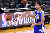 20150603 - NBA Finals - Practice Day