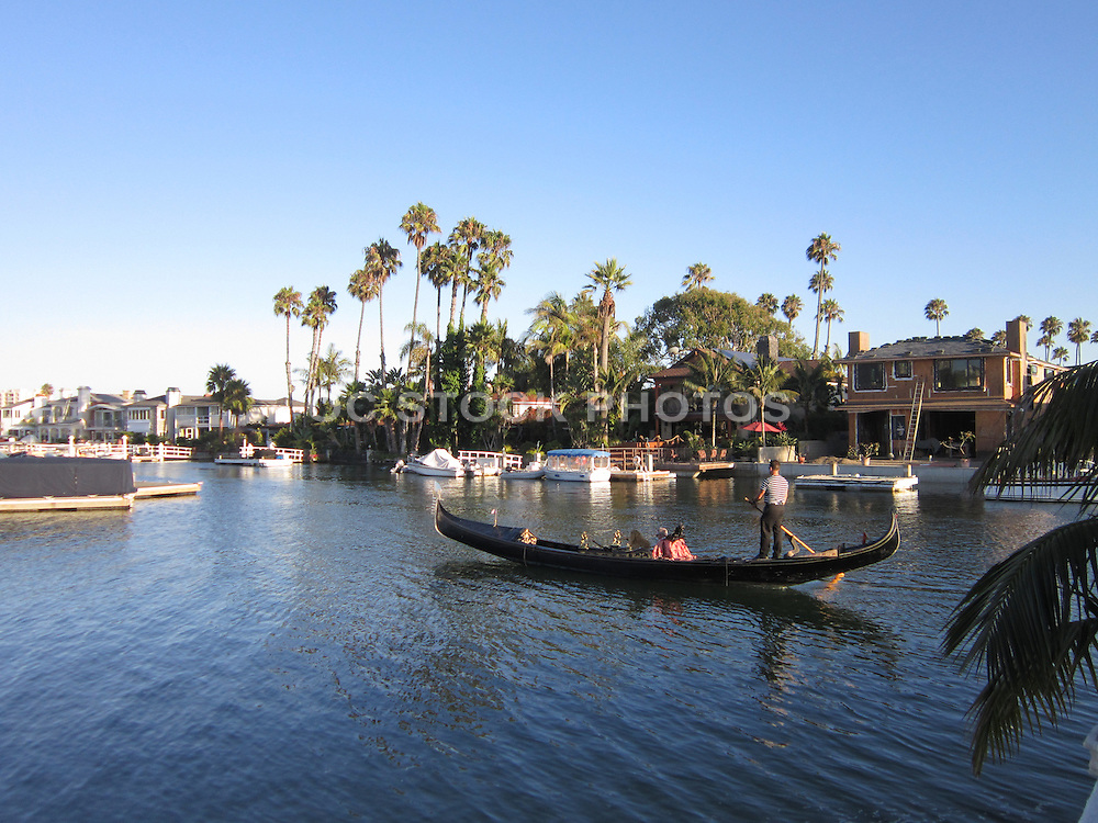 Waterfront Homes In Newport Beach California