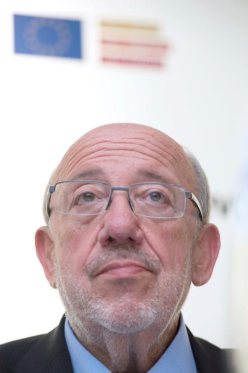 03 June 2015 - Belgium - Brussels - European Development Days - EDD - Citizenship - Culture - The forgotten lifeblood of development - Louis Michel , Co-Chair of the ACP-EU Joint Parliamentary Assembly , European Parliament © European Union