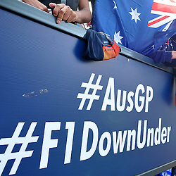 Aus GP - F1 Down Under.<br /> Round 1 - Second day of the 2015 Formula 1 Rolex Australian Grand Prix at The circuit of Albert Park, Melbourne, Victoria on the 13th March 2015.<br /> Wayne Neal | SportPix.org.uk