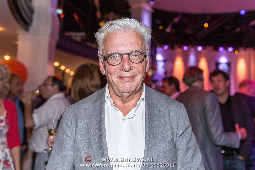 NLD/Hilversum//20170828 - NPO Seizoensopening 2017/2018, Jan Slagter