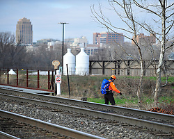 Emergency crews continue to search for a missing child on Jan. 2nd, 2016, near Keck Park in Allentown. The five-year-old autistic child went missing around 11pm on Dec. 31st, 2015 from a family gathering on the east side of Allentown. (Chris Post | lehighvalleylive.com)