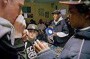 YOUTH CLUB EMCEEING SESSION, EAST LONDON 2005