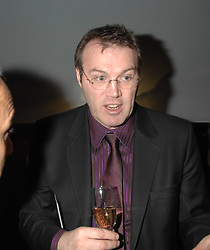 Biographer ANDREW MORTON at a gala evening preview of Edward Albee's The Lady from Dubuque in aid of Masterclass at The Theatre Royal, Haymarket, London on 19th March 2007<br /><br />NON EXCLUSIVE - WORLD RIGHTS