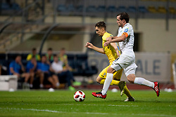 Damjan Trifkovic of NK Rudar Velenje during football match between NK Domzale and NK Rudar in Round #2 of Prva liga Telekom Slovenije 2018/19, on April 29, 2018 in Sports Park Domzale, Domzale, Slovenia. Photo by Urban Urbanc / Sportida