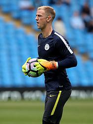 Joe Hart of Manchester City  - Mandatory by-line: Matt McNulty/JMP - 13/08/2016 - FOOTBALL - Etihad Stadium - Manchester, England - Manchester City v Sunderland - Premier League