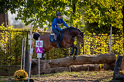 Maes Amelie, BEL, Kwarto<br /> LRV Ponie cross - Zoersel 2018<br /> © Hippo Foto - Dirk Caremans<br /> 28/10/2018