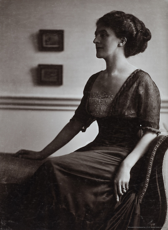 Ada Nemesis Pearson Cooper, wife of John Galsworthy, England, UK, 1912