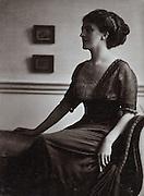 Ada Nemesis Pearson Cooper, wife of John Galsworthy, England, UK, 1912