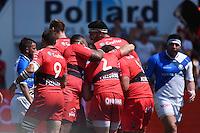Joie Toulon - 09.05.2015 - Toulon / Castres  - 24eme journee de Top 14 <br />Photo :  Alexandre Dimou / Icon Sport