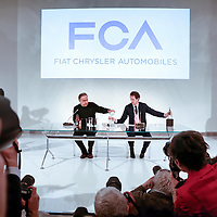 Fiat, l'ultima assemblea ordinaria a Torino.