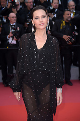 "71st Cannes Film Festival 2018, Red Carpet film ""Blackkklansman"". Pictured: Virginie Ledoyen"