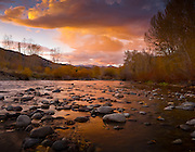 Bigwood River, Ketchum, Idaho