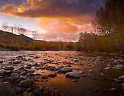 Bigwood River, Ketchum, Idaho