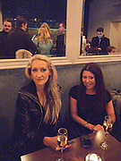 KATE DOWMAN; NATALIE POSNER, Coquine  launch. 160 old brompton rd. South Kensington. London. SW5  30 March 2010.