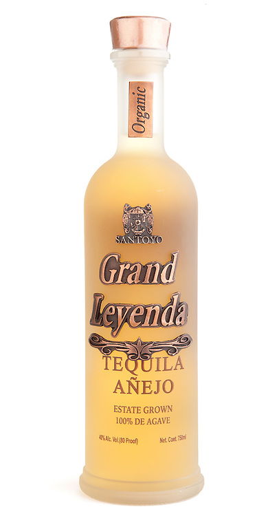 Santoyo Grand Leyenda Tequila Añejo -- Image originally appeared in the Tequila Matchmaker: http://tequilamatchmaker.com