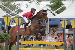 Verberckmoes Maartje (BEL) - Cpus Cous<br /> FEI European Jumping Championship for children <br /> Arezzo 2014<br /> © Hippo Foto - Stefano Secchi