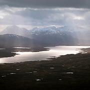 Blackwater reservoir, Corrour, Highland