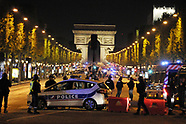 Paris: Policeman Killed in Terror Attack - 20 April 2017