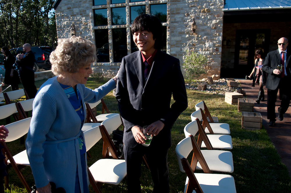 Anastasia and Justin Teague wedding. Photos by Monica Lopossay and Glenn Fawcett Anastasia and Justin Teague wedding