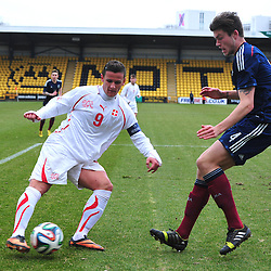 Scotland v Switzerland | Under 19s Friendly | 5 March 2014