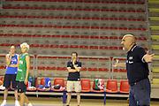 Taranto 19-05-2011<br /> Ritiro Nazionale Italiana Donne<br /> Allenamenti<br /> Nella foto Giampiero Ticchi<br /> AUTORE : Agenzia Ciamillo-Castoria/ElioCastoria