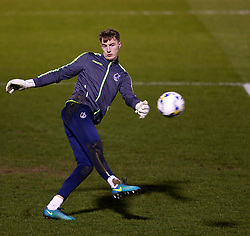 Joe Lumley of Bristol Rovers warms up - Mandatory by-line: Matt McNulty/JMP - 14/03/2017 - FOOTBALL - Gigg Lane - Bury, England - Bury v Bristol Rovers - Sky Bet League One