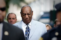 US Actor and Entertainer Bill Cosby arrives for a pretrial hearing at Montgomery County Courthouse, in Norristown, PA, USA, on September 6, 2016.