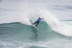 October 12, 2017 - Bede Durbidge (AUS) Placed 2nd in Heat 2 of Round One at Quiksilver Pro France 2017, Hossegor, France..Quiksilver Pro France 2017, Landes, France - 12 Oct 2017 (Credit Image: © WSL via ZUMA Press)