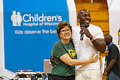 Donald Driver Event in Fond du lac 5-29-15