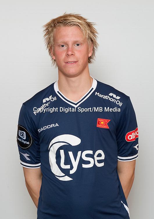 Fotball , Tippeligaen 2013 , Eliteserien , portrett , portretter , Viking , Eirik Schulze<br /> Foto: Astrid M. Nordhaug