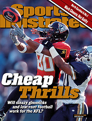 XFL, Sports Illustrated, 2001