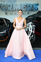 Laura Haddock, Transformers: The Last Knight - Global Premiere, Leicester Square Gardens, London UK, 18 June 2017, Photo by Richard Goldschmidt
