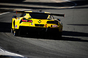 September 21-24, 2017: IMSA Weathertech at Laguna Seca. 4 Corvette Racing, Corvette C7.R, Oliver Gavin, Tommy Milner