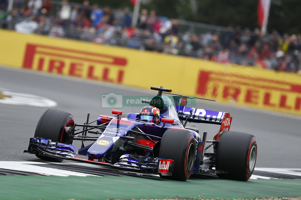 July 15, 2017 - Silverstone, Great Britain - Motorsports: FIA Formula One World Championship 2017, Grand Prix of Great Britain, .#26 Daniil Kvyat (RUS, Scuderia Toro Rosso) (Credit Image: © Hoch Zwei via ZUMA Wire)