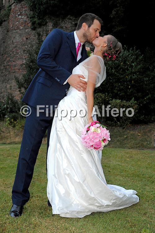 &copy; Filippo Alfero<br /> Erika e Andrea<br /> Brusasco (TO), 03/09/2011