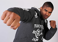 February 10, 2011: Alistair Overeem Visits ESPN Headquarters