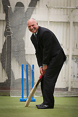 Christchurch-David White, new CEO of NZ Cricket