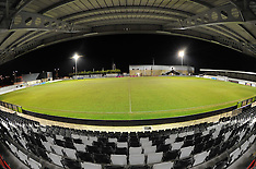 CORBY TOWN GROUND