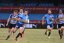 Burger Odendaal during the Absa Currie Cup match between the Blue Bulls and DHL Western Province held at Loftus Versfeld stadium, Pretoria, South Africa on the 5th August 2016Photo by:   Real Time Images